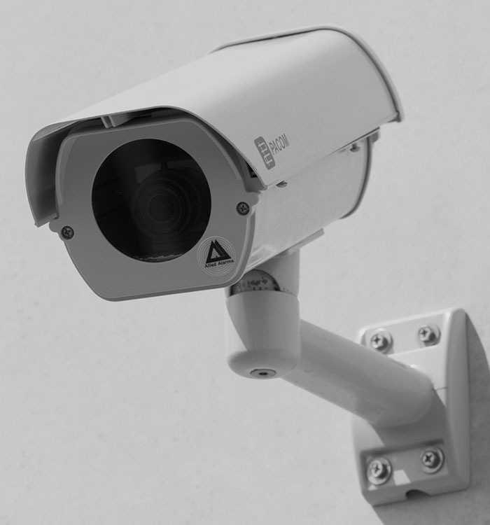 Camera Surveillance Equipment